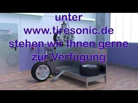 Tiresonic RW 302 Twin mit Waschtisch