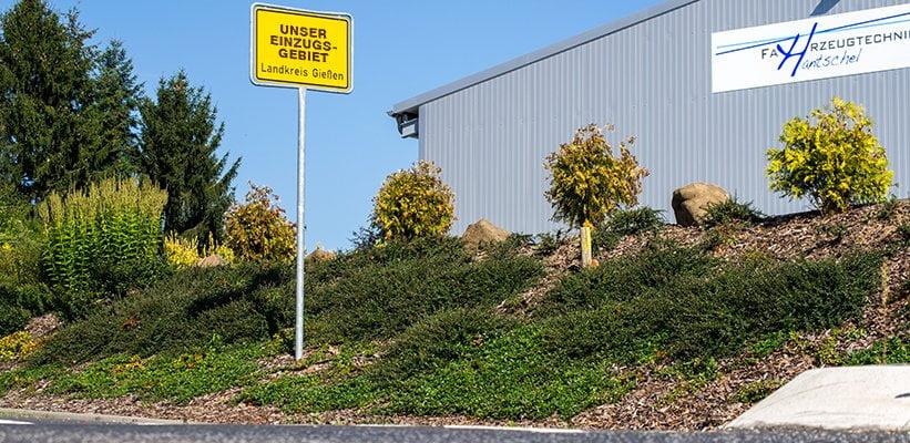 Autowerkstatt Hantschel Service Einzugsgebiet Gießen Marburg Allendorf Staufenberg Lollar Treis Rabenau Buseck