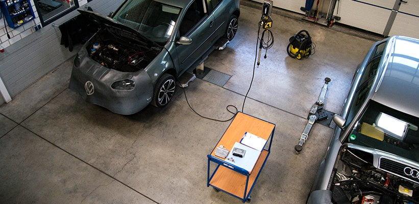 Service Fahrzeugtechnik Hantschel GmbH Gießen Marburg Allendorf Staufenberg Lollar Treis Rabenau Buseck