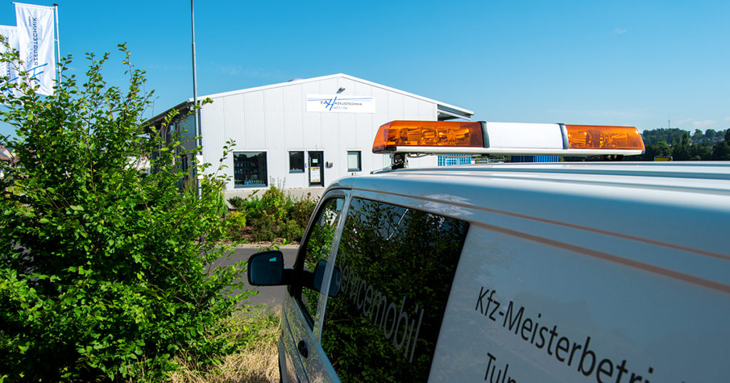 Kfz-Hantschel Servicemobil