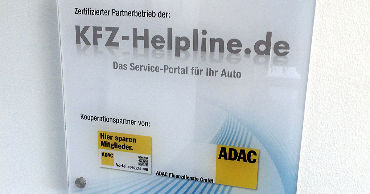 kfz-helpline
