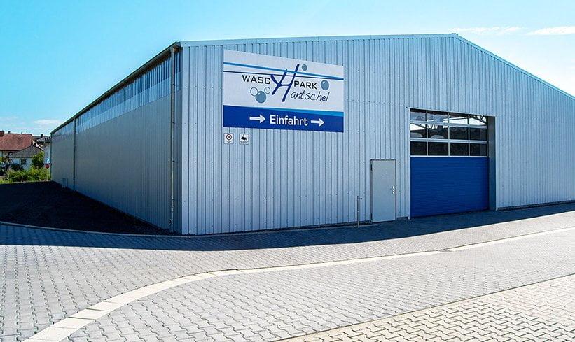 Stellplatz Vermietung Halle Fahrzeugtechnik im Raum Gießen und Marbug