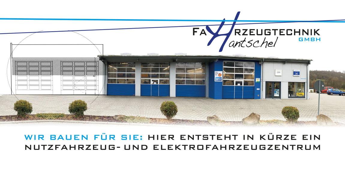 Nutzfahrzeug- und Elektrofahrzeugzentrum