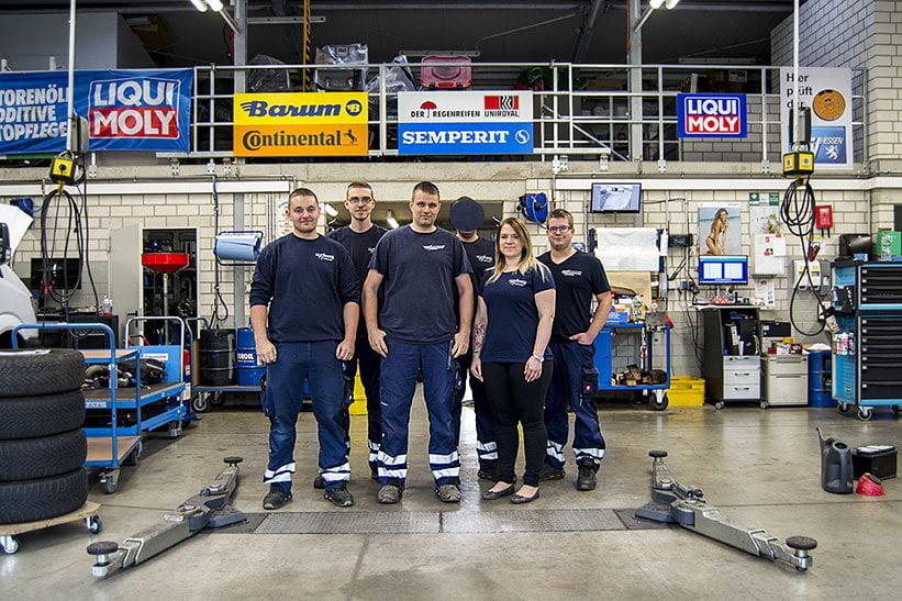 Team Fahrzeugtechnik Hantschel - Kfz-Werkstatt Giessen, Marburg, Allendorf, Staufenberg, Lollar Treis, Rabenau, Buseck